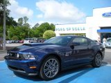 2011 Kona Blue Metallic Ford Mustang GT Premium Coupe #29899547