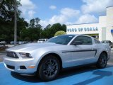 2011 Ingot Silver Metallic Ford Mustang V6 Mustang Club of America Edition Coupe #29899548