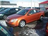 2007 Sunburst Orange Metallic Chevrolet Cobalt LT Coupe #2974057