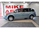 2010 Clearwater Blue Pearl Chrysler Town & Country Touring #29899701