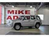 2007 Bright Silver Metallic Jeep Patriot Sport 4x4 #29899703