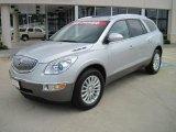 2010 Quicksilver Metallic Buick Enclave CXL AWD #29899909
