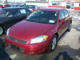 2006 Sport Red Metallic Chevrolet Impala LS #2973985