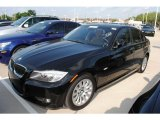 2009 Jet Black BMW 3 Series 328i Sedan #29899967