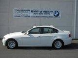 2009 Alpine White BMW 3 Series 328i Sedan #29899801