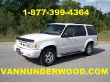 2000 Oxford White Ford Explorer Limited #29899431