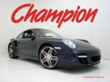 2007 Midnight Blue Metallic Porsche 911 Turbo Coupe #29899435