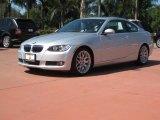 2007 Titanium Silver Metallic BMW 3 Series 328i Coupe #29899455