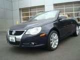 2007 Thunder Blue Metallic Volkswagen Eos 2.0T #29899475