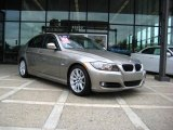 2009 Platinum Bronze Metallic BMW 3 Series 328i Sedan #29899653