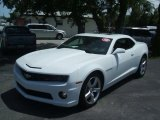 2010 Summit White Chevrolet Camaro SS/RS Coupe #29899492