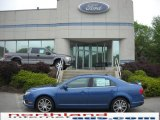 2010 Sport Blue Metallic Ford Fusion SE #29957017