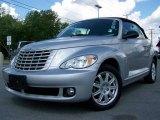 2007 Bright Silver Metallic Chrysler PT Cruiser Touring Convertible #2974219