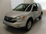 2010 Alabaster Silver Metallic Honda CR-V LX #29957647