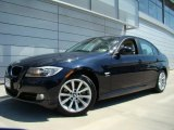 2010 Monaco Blue Metallic BMW 3 Series 328i xDrive Sedan #29957023