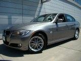 2010 Space Gray Metallic BMW 3 Series 328i xDrive Sedan #29957025