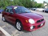 2003 Subaru Impreza 2.5 TS Wagon Data, Info and Specs