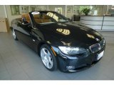 2008 Black Sapphire Metallic BMW 3 Series 328i Convertible #29957049
