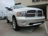 2009 Stone White Dodge Ram 1500 Big Horn Edition Crew Cab 4x4 #29957564