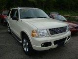 2003 Ceramic White Tri Coat Ford Explorer Limited 4x4 #29957236