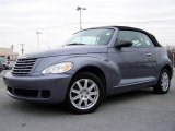 2007 Opal Gray Metallic Chrysler PT Cruiser Convertible #2974274
