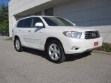 2010 Blizzard White Pearl Toyota Highlander Limited 4WD #29957425