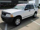 2004 Oxford White Ford Explorer XLS #29957456