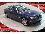 2004 Mystic Blue Metallic BMW 3 Series 330i Coupe #29957084