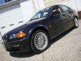 2001 Jet Black BMW 3 Series 325xi Sedan #29956919