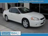 2006 White Chevrolet Monte Carlo LT #29956928