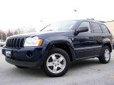 2006 Midnight Blue Pearl Jeep Grand Cherokee Laredo 4x4 #2974278