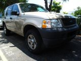2003 Harvest Gold Metallic Ford Explorer XLS #29956937