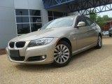 2009 Platinum Bronze Metallic BMW 3 Series 328i Sedan #29957103