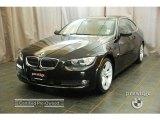 2008 Jet Black BMW 3 Series 335xi Coupe #29956968