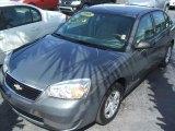 2008 Dark Gray Metallic Chevrolet Malibu Classic LS Sedan #30036280