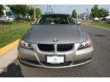 2007 Platinum Bronze Metallic BMW 3 Series 328i Sedan #30036018