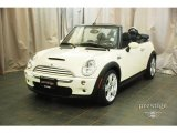 2007 Pepper White Mini Cooper S Convertible #30037227