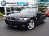 2008 Monaco Blue Metallic BMW 3 Series 328i Convertible #30037250