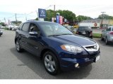 2007 Royal Blue Pearl Acura RDX Technology #30037269