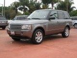 2007 Stornoway Grey Metallic Land Rover Range Rover HSE #30037274