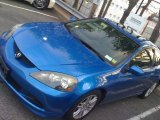 2005 Vivid Blue Pearl Acura RSX Sports Coupe #30036355