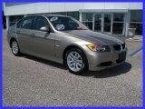 2007 Platinum Bronze Metallic BMW 3 Series 328i Sedan #30036620