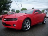 2010 Victory Red Chevrolet Camaro LT/RS Coupe #30036210