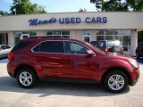 2010 Cardinal Red Metallic Chevrolet Equinox LT #30036669