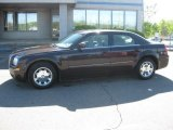 2005 Deep Lava Red Pearl Chrysler 300 Touring #30036680