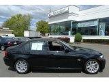 2009 Black Sapphire Metallic BMW 3 Series 328i Sedan #30036234