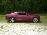 2010 Red Jewel Tintcoat Chevrolet Camaro LT/RS Coupe #30036712