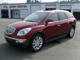2010 Red Jewel Tintcoat Buick Enclave CXL #30037017