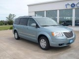 2010 Clearwater Blue Pearl Chrysler Town & Country Touring #30036435