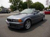 2001 Steel Grey Metallic BMW 3 Series 330i Convertible #30037363